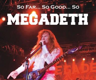 "Megadeth: Polska premiera biografii ""So Far... So Good... So Megadeth"""