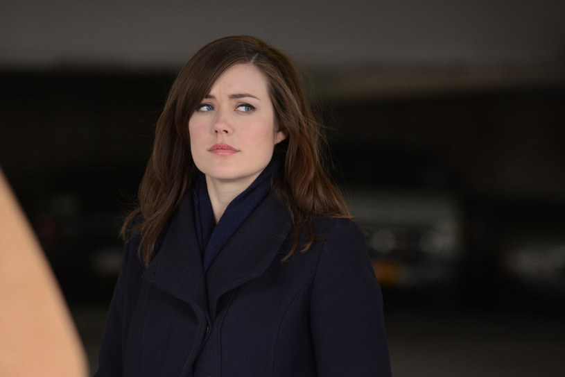 "Megan Boone w serialu ""Blacklist"" /materiały prasowe"