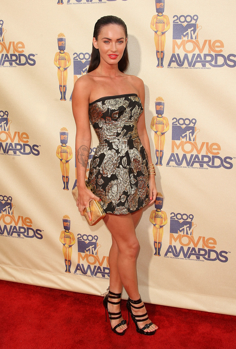 Megan Fox  /Getty Images/Flash Press Media