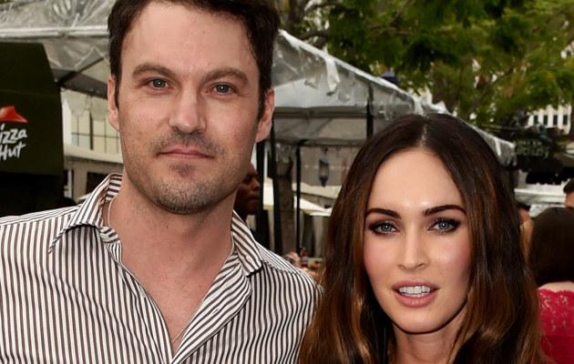 Megan Fox i Brian Austin Green nie mają czasu na intymność /Kevin Winter /Getty Images