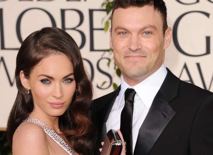 Megan Fox i Brian Austin Green /Getty Images