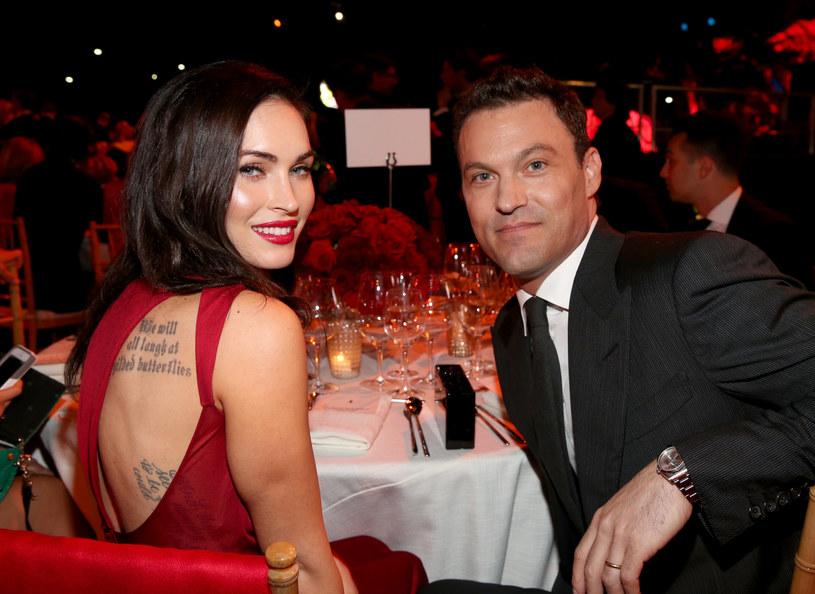Megan Fox i Brian Austin Green /Jonathan Leibson /Getty Images