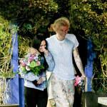 Megan Fox i Machine Gun Kelly na romantycznym spacerze i kolacji!