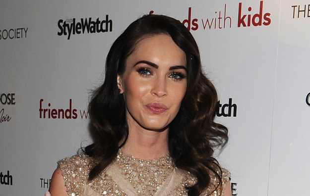 Megan Fox pochwaliła się synkiem! /Larry Busacca /Getty Images