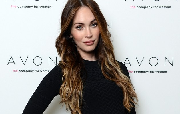 Megan Fox /- /Getty Images