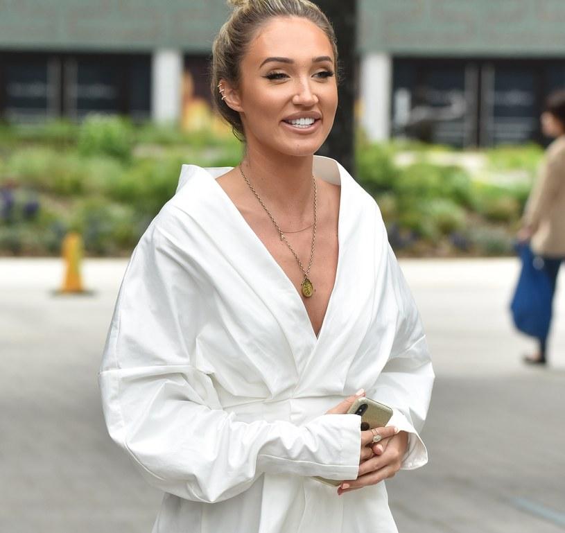 Megan McKenna jest jedną z bardziej popularnych wokalistek Wielkiej Brytanii /HGL/GC Images /Getty Images