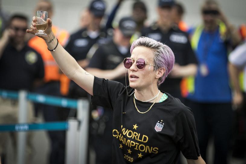 Megan Rapinoe /Getty Images