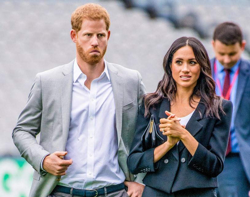 Meghan i Harry byli zmuszeni do zwolnienia opiekunki Archiego /SplashNews.com /East News