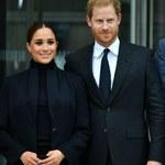 Meghan i Harry pierwszy raz publicznie po narodzinach Lilibet! Co za elegancja