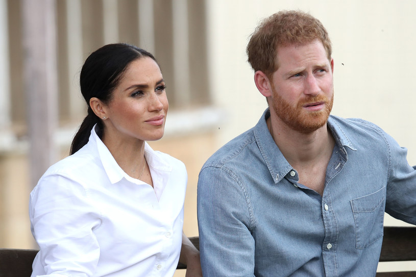 Meghan i Harry w Australii /Chris Jackson /Getty Images