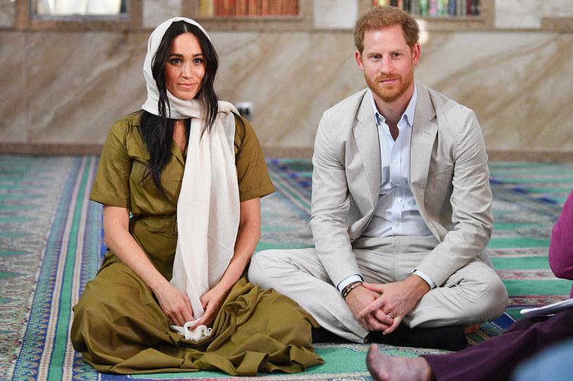 Meghan i Harry z wizytą w Afryce / Samir Hussein/Samir Hussein/WireImage /Getty Images