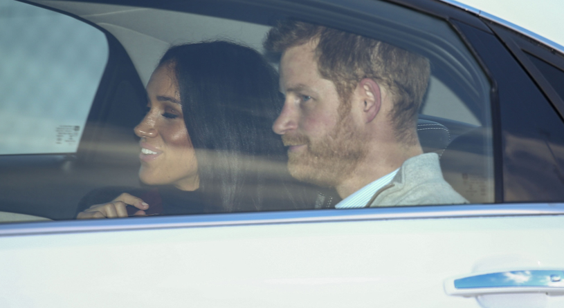 Meghan i Harry /Media-Mode / SplashNews.com /East News