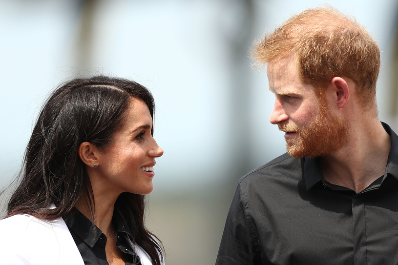Meghan i Harry /Mark Metcalfe /Getty Images