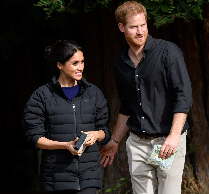 Meghan i Harry /East News
