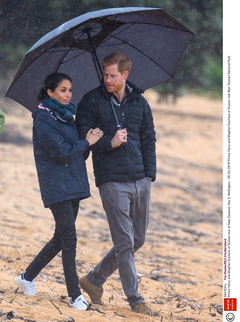 Meghan i Harry /East News