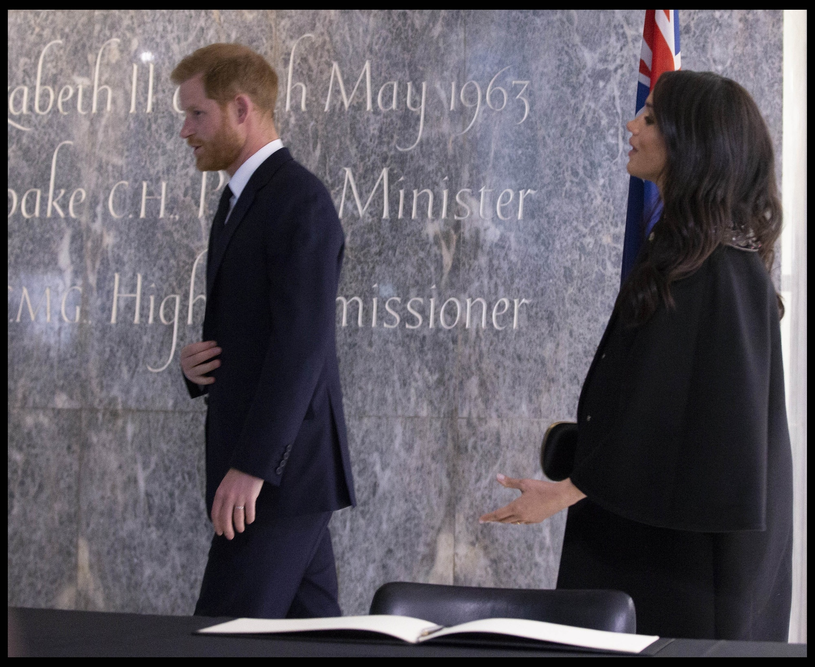 Meghan i Harry /i-Images / Pool/i-images/ /East News