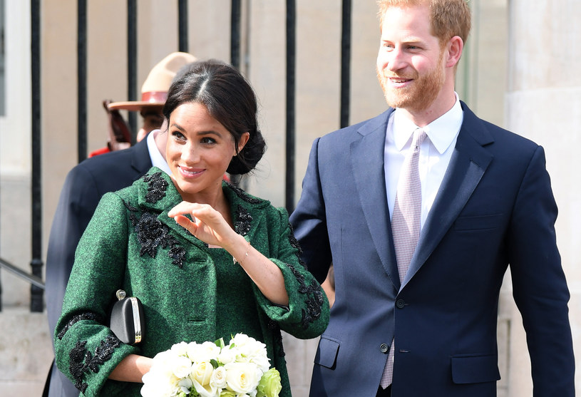 Meghan i Harry /Karwai Tang /Getty Images
