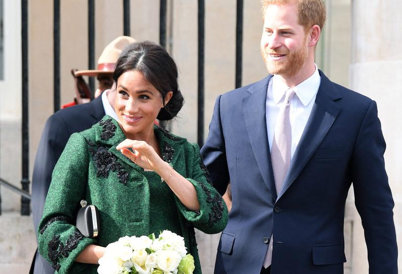 Meghan i Harry /Karwai Tang /Getty Images