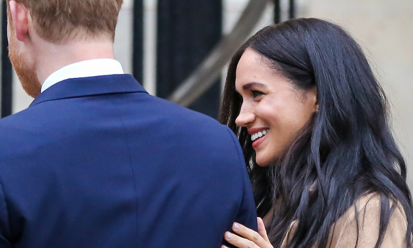 Meghan i Harry /SOPA Images /Getty Images
