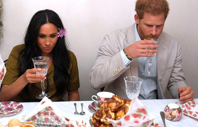 Meghan i Harry /Pool /Getty Images