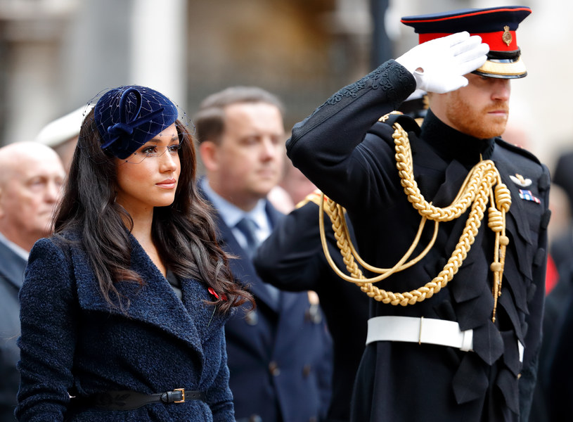 Meghan i Harry /Max Mumby/Indigo /Getty Images