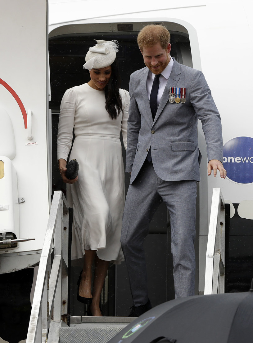 Meghan i Harry /Kristy Wigglesworth /Getty Images
