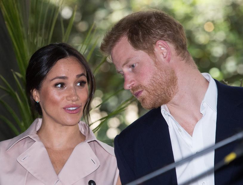 Meghan i Harry /Pool / Samir Hussein /Getty Images