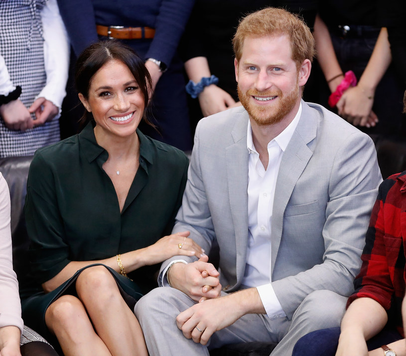 Meghan i Harry /Chris Jackson /Getty Images
