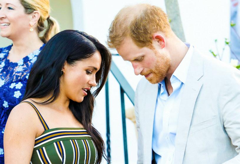 Meghan i Harry /Splashnews /East News