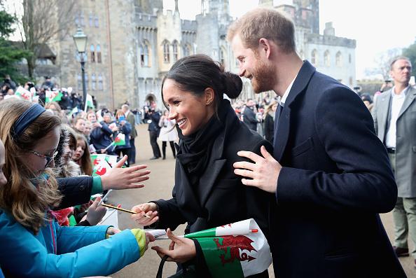 Meghan i książę Harry wezmą ślub w maju /Getty Images