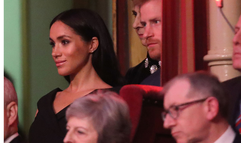 Meghan i książę Harry /Chris Jackson /Getty Images