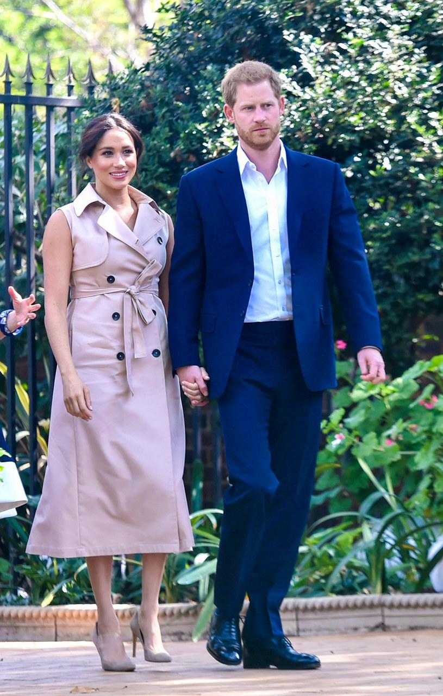 Meghan i książę Harry /SplashNews.com /East News