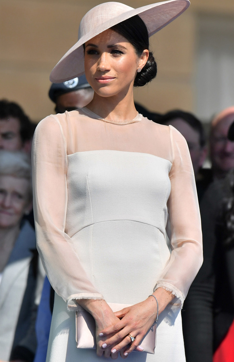 Meghan, księżna Sussex /WPA Pool /Getty Images