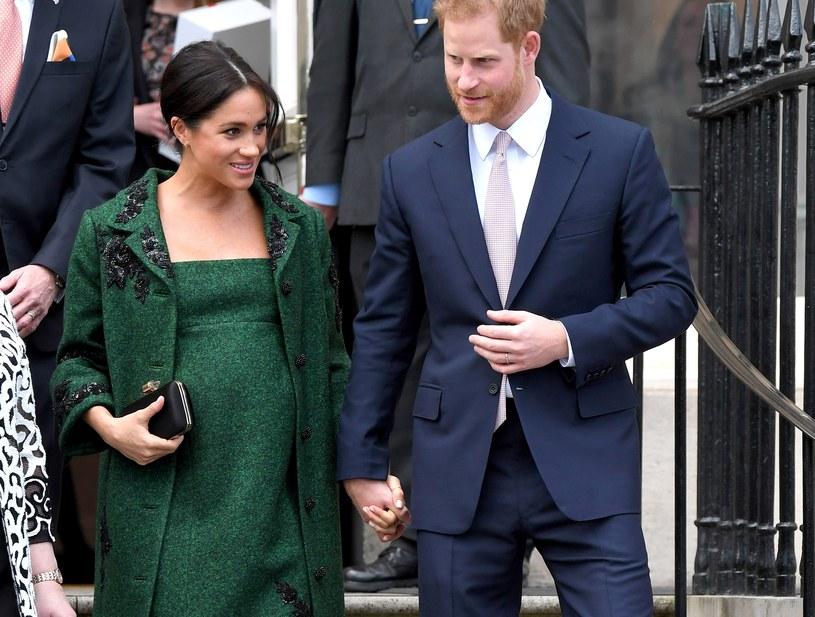 Meghan Markle i Harry spodziewają się drugiego dziecka! /Karwai Tang /Getty Images
