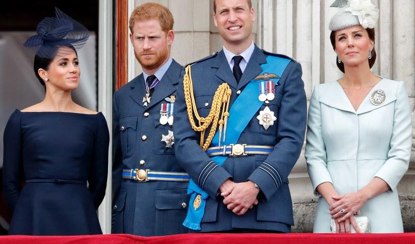 Meghan Markle i Harry wysłali życzenia Kate i Williamowi z okazji 10. rocznicy ślubu /Max Mumby/Indigo /Getty Images