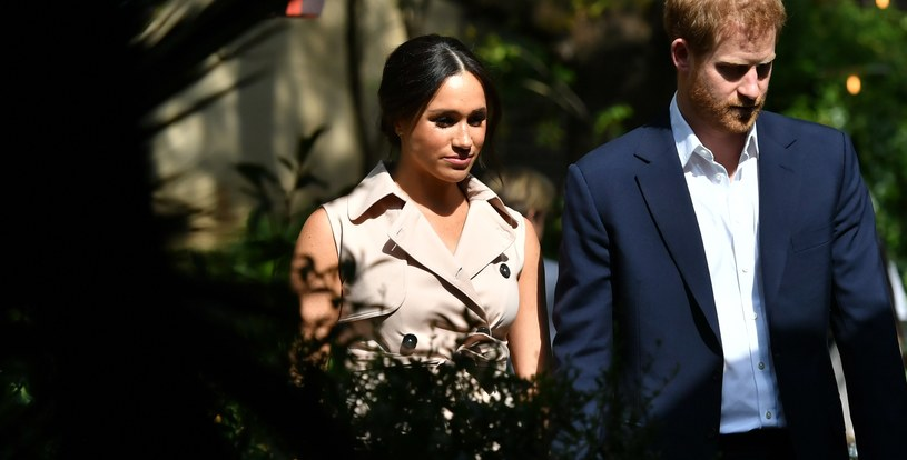 Meghan Markle i Harry /Pool /Getty Images