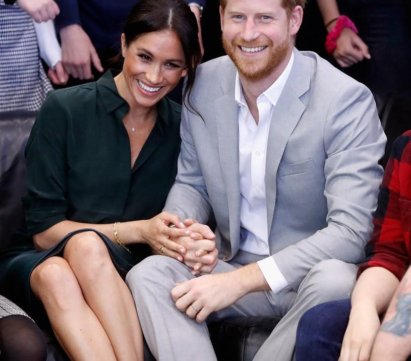 Meghan Markle i Harry /Chris Jackson /Getty Images