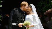Meghan Markle i książę Harry już po ślubie