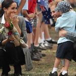 Meghan Markle i książę Harry już przygotowują się do roli rodziców! Ten chłopiec skradł ich serca!
