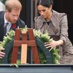 Meghan Markle i książę Harry komentują sytuację w Afganistanie! Pokazali zdjęcia!