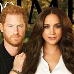 """Meghan Markle i książę Harry na okładce """"Time"""". Coś poszło nie tak..."""
