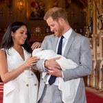 Meghan Markle i książę Harry pokazali nowe zdjęcie Archiego!