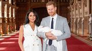 Meghan Markle i książę Harry pokazali synka