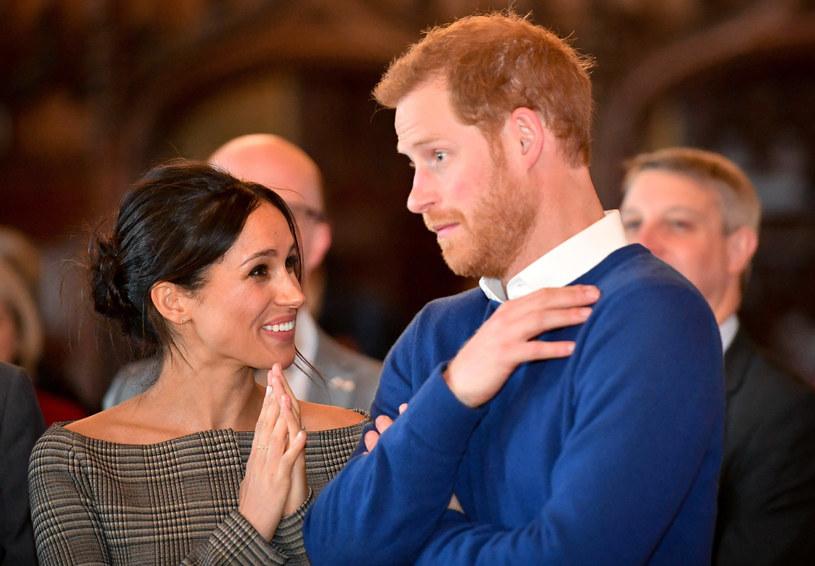 Meghan Markle i książę Harry /WPA Pool /Getty Images