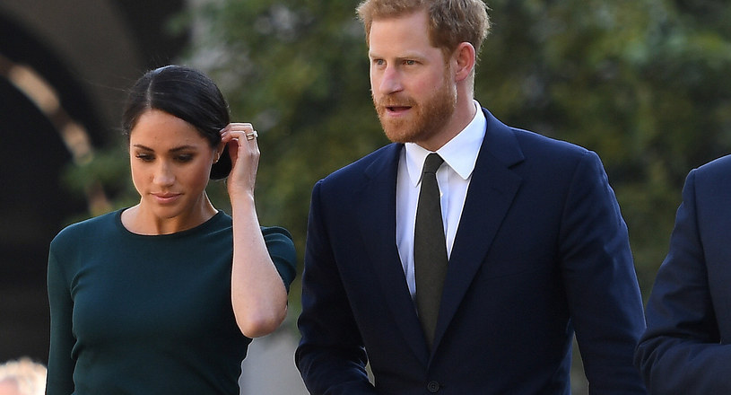 Meghan Markle i książę Harry /WPA Pool /Getty Images