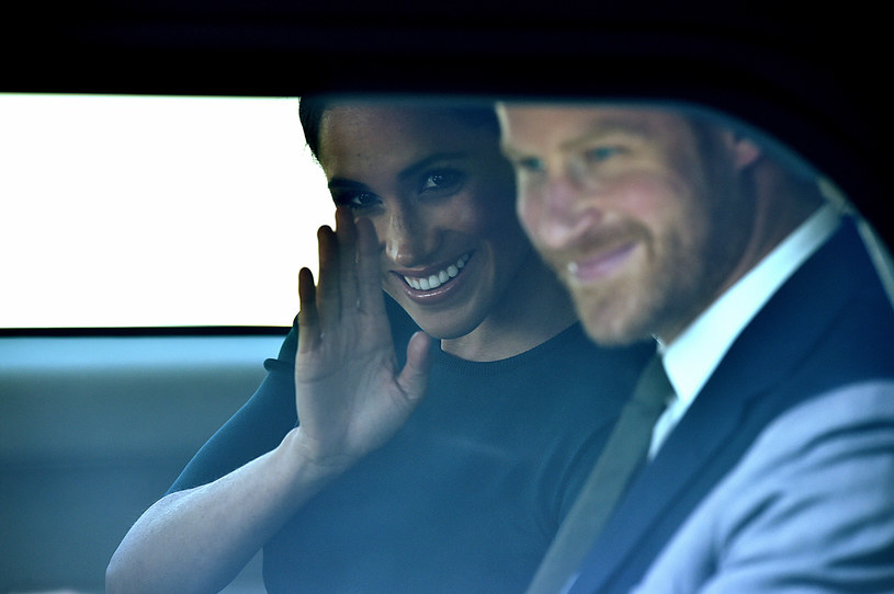 Meghan Markle i książę Harry /Charles McQuillan /Getty Images