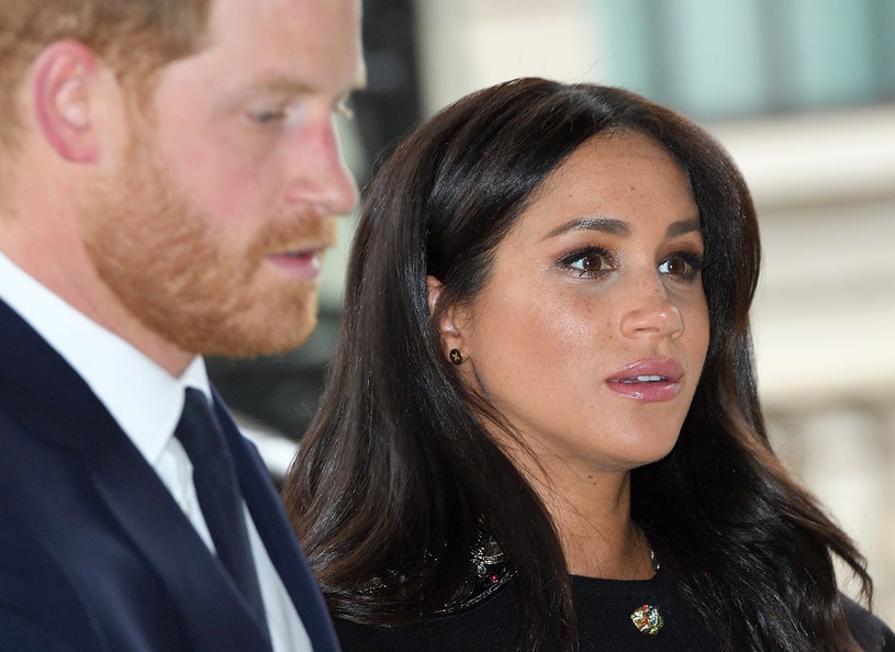Meghan Markle i książę Harry /Karwai Tang /Getty Images