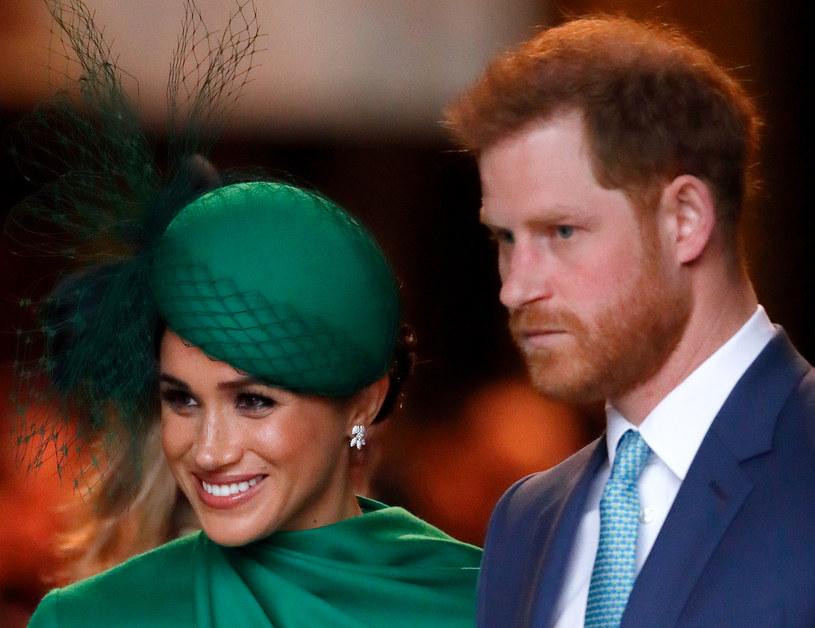 Meghan Markle i Książę Harry / Max Mumby/Indigo / Contributor /Getty Images