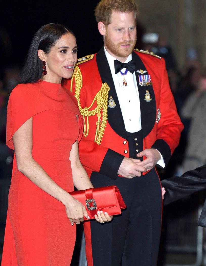 Meghan Markle i Książę Harry / Karwai Tang / Contributor /Getty Images