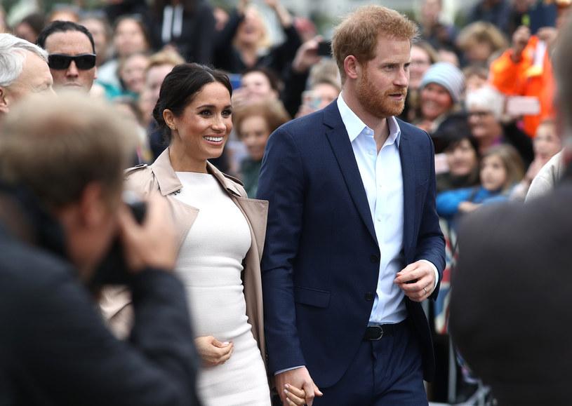 Meghan Markle i książę Harry /Phil Walter / Staff /Getty Images